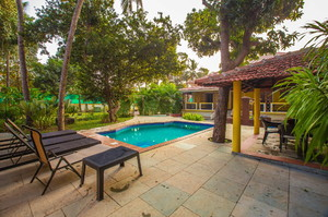 Villa Victoria — Luxury villa for rent in Candolim