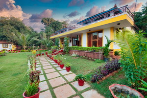 Lily Grand — House for rent in Anjuna