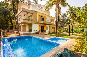 Calangute Villa — Luxury villa for rent in Calangute