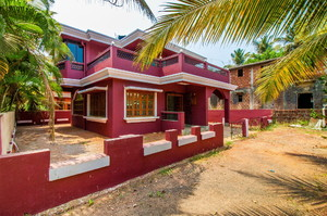 Roseflower Villa — House for rent in Colva