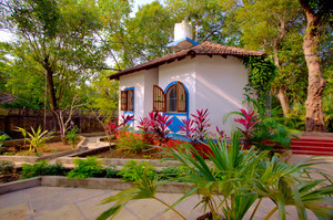 Casa Rosa — House for rent in Anjuna