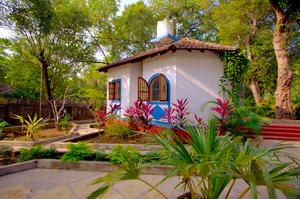 Casa Rosa — House for rent in Anjuna
