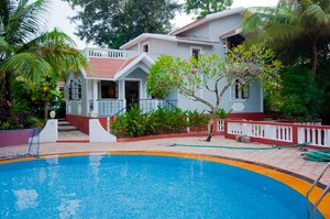Villa Annette — Villa for rent in Sinquerim