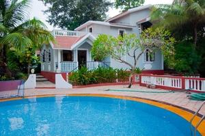 Villa Annette — Villa for rent in Sinquerim