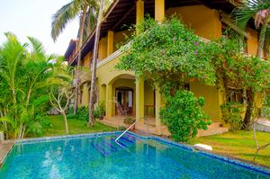 Shine Sand — Villa for rent in Nagoa