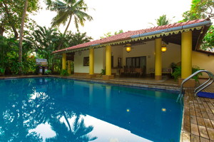 Eden Rock — Villa for rent in Mapusa