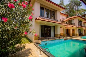 Greek Valley D — Villa for rent in Calangute