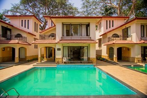 Greek Valley A — Villa for rent in Calangute