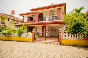 Kylea House — Villa for rent in Colva