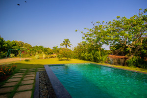 Farrington — Luxury villa for rent in Candolim
