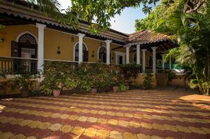 La Roca Village — Villa for rent in Siolim