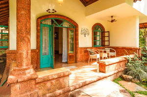 Farm Cottages — Luxury villa for rent in Raia