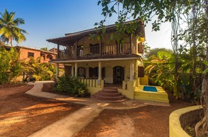 Hibiscus — House for rent in Morjim