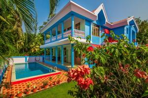 Orchard Garden — Luxury villa for rent in Colva