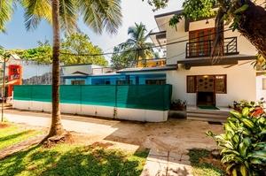 White Rose Villa — Luxury villa for rent in Calangute