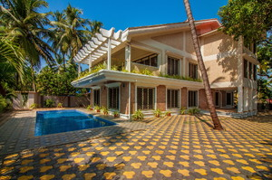 Baga Villa — Luxury villa for rent in Baga