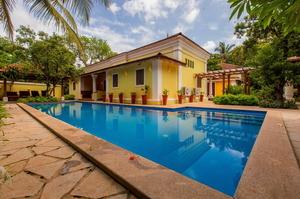 Casa Dina — Luxury villa for rent in Vagator