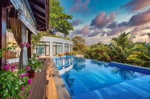 Eva Villa — Luxury villa for rent in Dona Paula