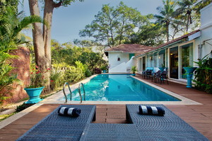 Casa Flora — Villa for rent in Anjuna