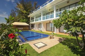 Superior Villa — Villa for rent in Morjim