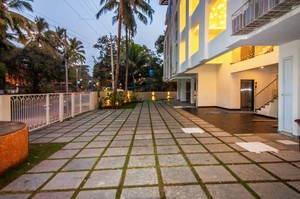 Ellie Apartment 3 2BHK — Villa for rent in Candolim