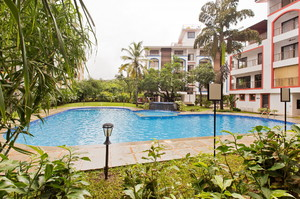 Luxury Apartment — Apartment for rent in Candolim