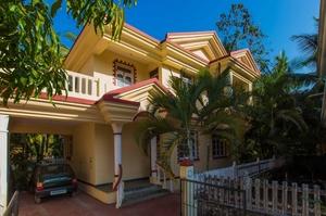 3 bedroom villa in Benaulim