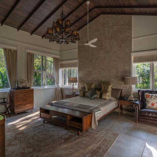 Large comfortable bedrooms en-suite