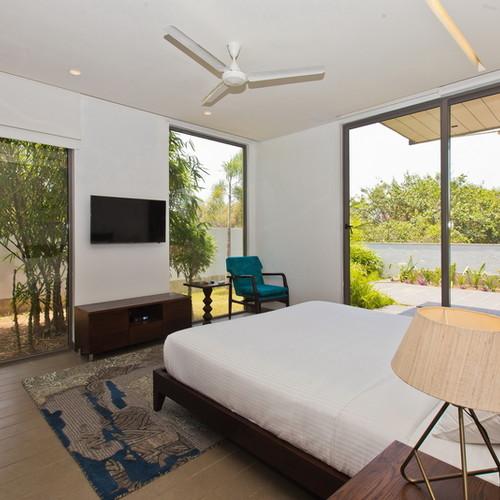 Kingfisher Villa Luxury Bedrooms