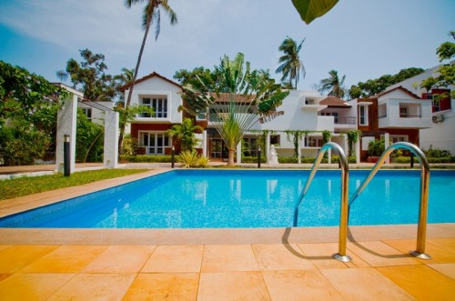 Villa in complex for rent with swimming pool
