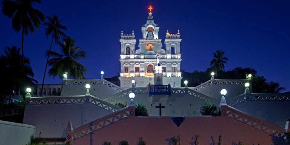 Church of Our Lady of the Immaculate Conception in Panaji
