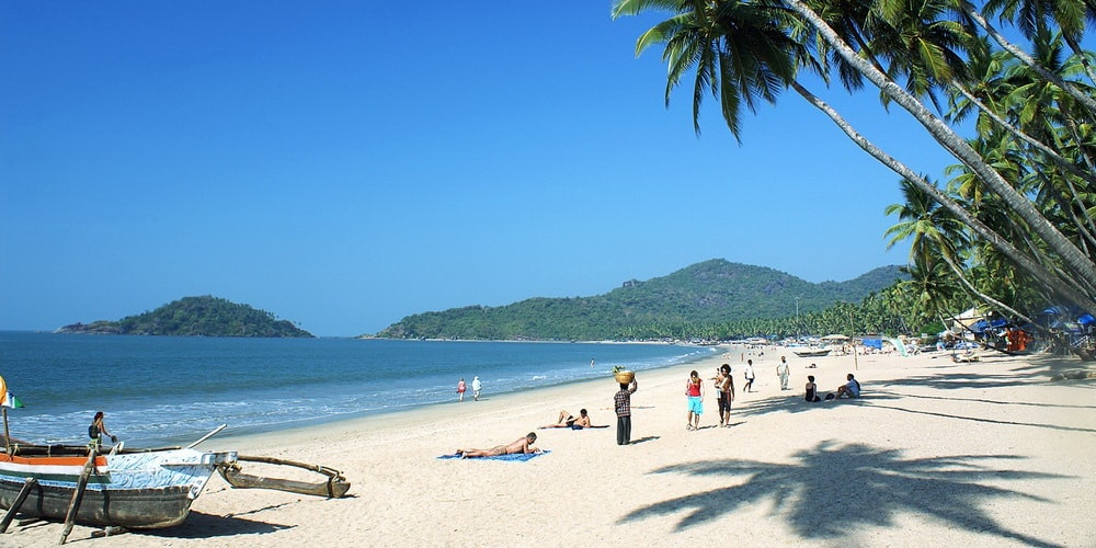 Best Goa Beaches: Agonda
