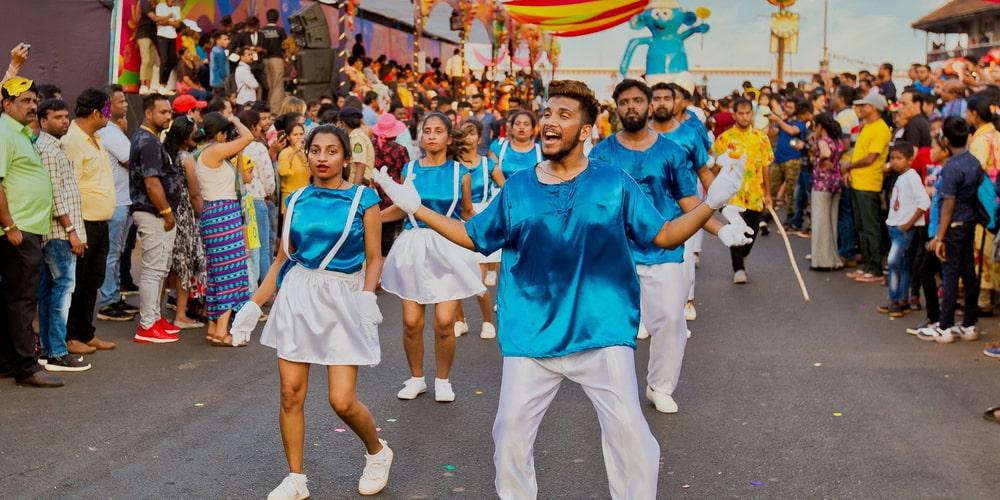 Carnival in Panjim