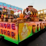 Goa Carnival in Panjim