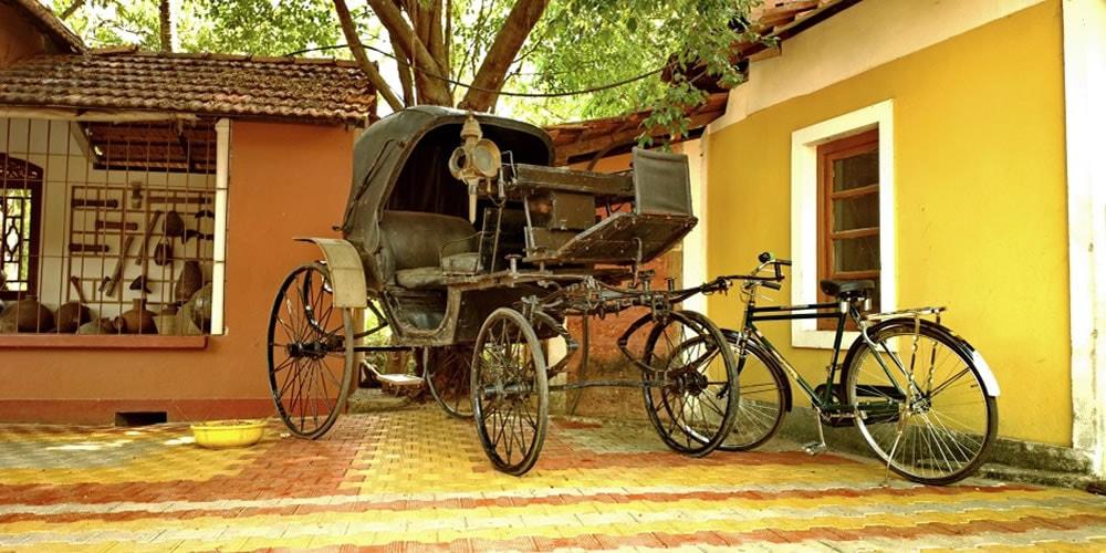 Goa Chitra Museum, Benaulim Goa
