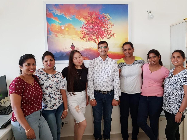 Goa Villa Team Margao Office
