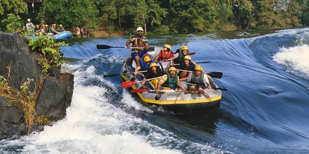 Goa Water Rafting