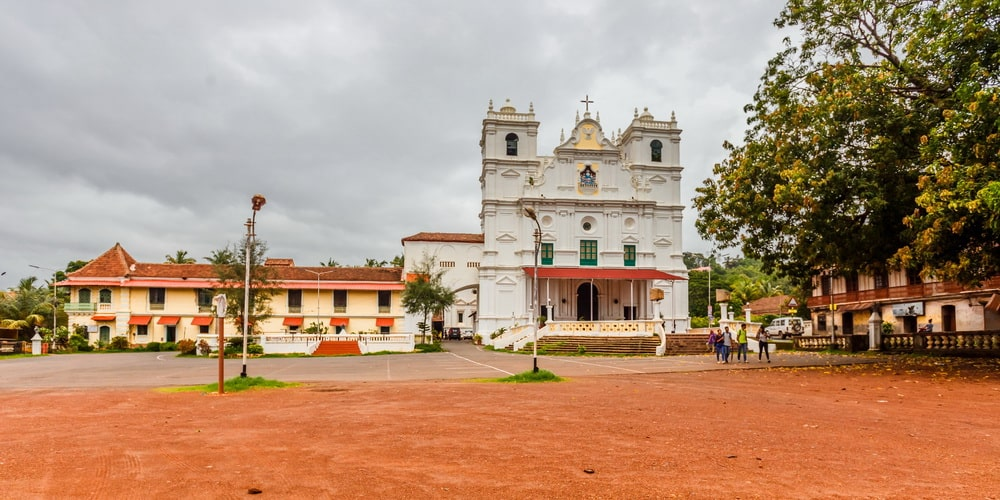 Holy Spirit Church in Margao Goa
