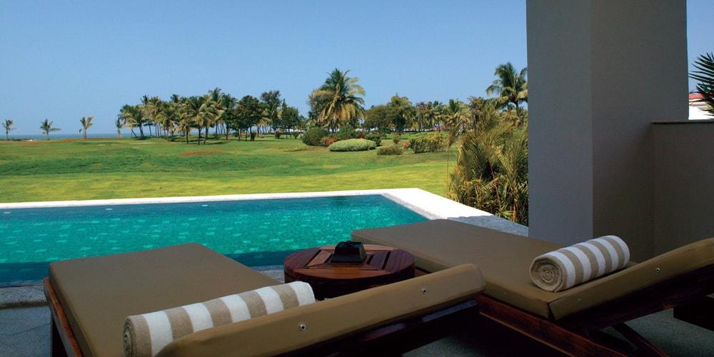 5* Leela Hotel South Goa