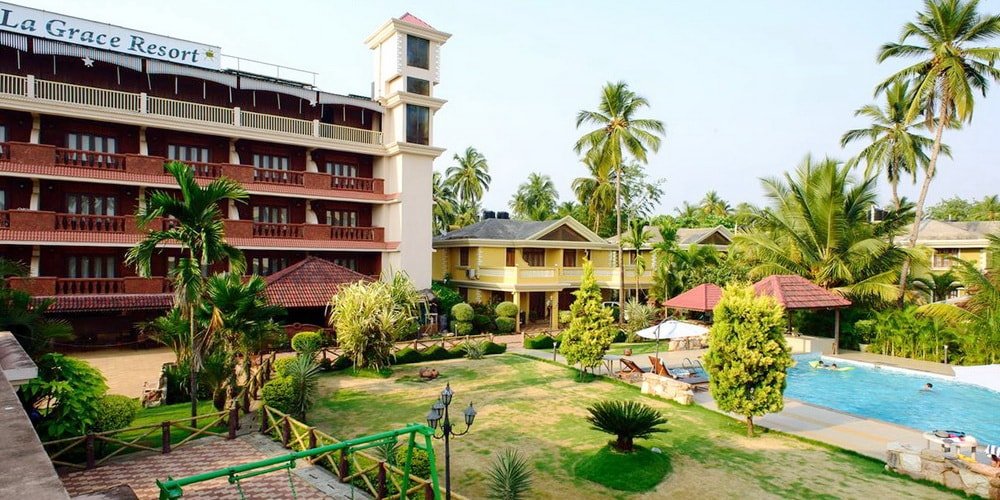 La Grace Resort, Benaulim Goa