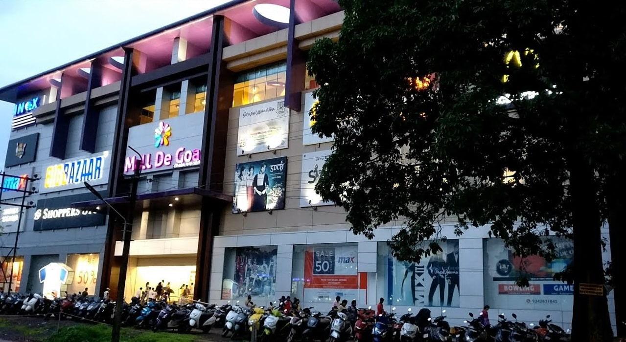 Mall De Goa @ Alto Porvorim
