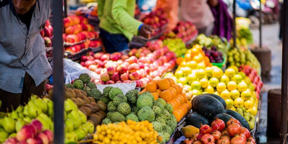 Mapusa Municipal Market Goa