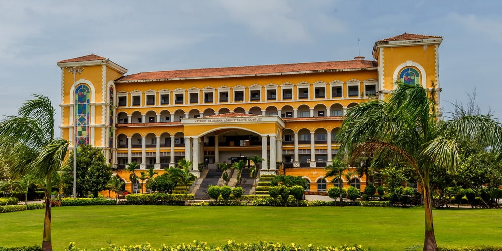 Mathany Saldanha Administrative Complex in Margao Goa
