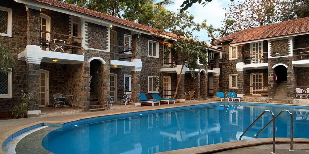 Tamarind Hotel Anjuna Goa