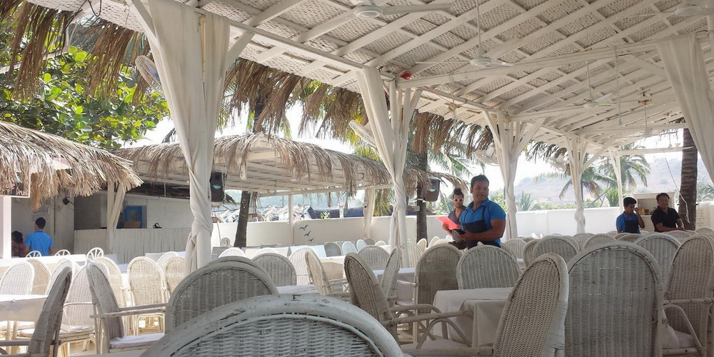 Thalassa Restaurant in Vagator Goa