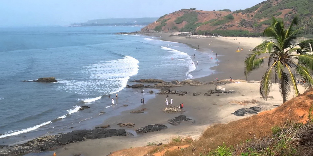 Vagator-Anjuna Beach